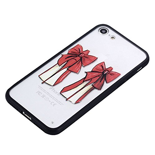 """For IPHONE 7 4.7""""[COLORFUL PC DDUD]Shockproof Hard PC+ TPU Bumper Case Scratch-Resistant Cover -PCD08 PCD02"""