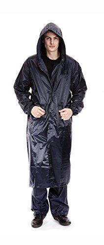 Abrigo impermeable para hombre