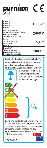 FMD Möbel 925-003 Spiegelschrank Zamora 3, 70 x 69 x 19 cm, Weiß - 2