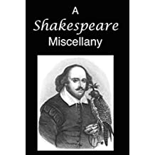A Shakespeare Miscellany (English Edition)