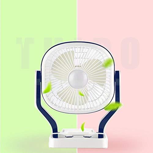 asdf99 Wachsen lüfter kühlventilator standventilator leise Schlafzimmer Ventilator Turm für büro, Schlafzimmer, Camping wiederaufladbare Beleuchtung tischlampe@Lila - Lila Turm-ventilator