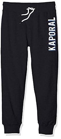 Kaporal MEGAE17B73, Pantalon de Sport Garçon, Bleu (Navy), FR: 10 Ans (Taille Fabricant: 10 Ans)
