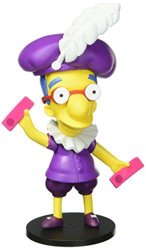 "NECA Simpsons 25th Anniversary Series 3 Milhouse Houten (Poet Milhouse) - 5"" Figure 1"