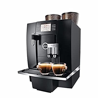 Jura X8C Giga Speed Bean to Cup Coffee Machine
