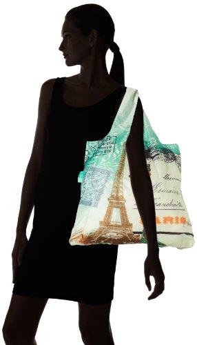 Tasche Shopper Bag City Envirosax Paris Mehrfarbig d1zw50xq