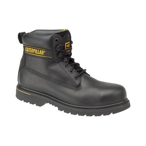 PROTEQ  HOLTON SB CAT WSCH HG ZWART 42, Chaussures de sécurité adulte mixte Noir