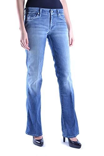 7 For All Mankind Luxury Fashion Damen MCBI13235 Blau Jeans | Jahreszeit Outlet