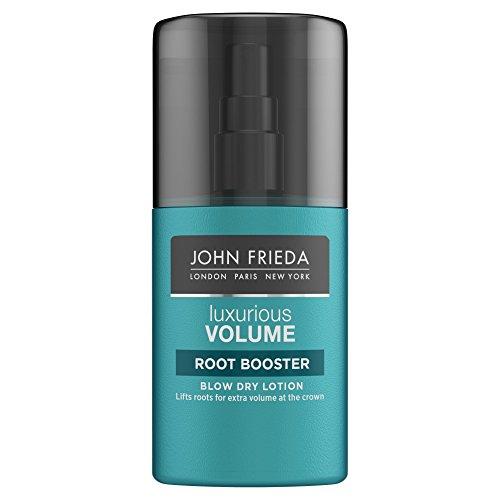 John Frieda Luxurious Volume Kräftigungs-Blow Dry Lotion, 1er Pack (1 x 125ml) (Volume Root Boost)
