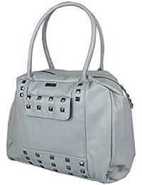 Adidas NEO SG Handbag Damentasche Handtasche Bag Shopper grau B 30cm x H 25cm x T 15cm