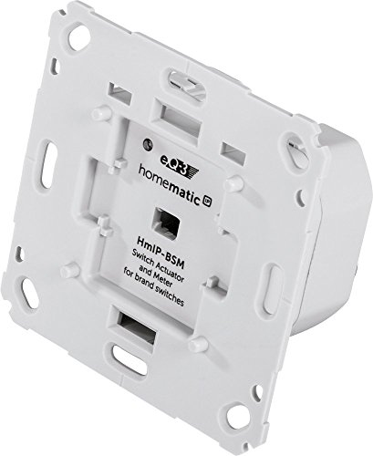 Preisvergleich Produktbild Homematic IP Schalt-Mess-Aktor für Markenschalter, 142720A0