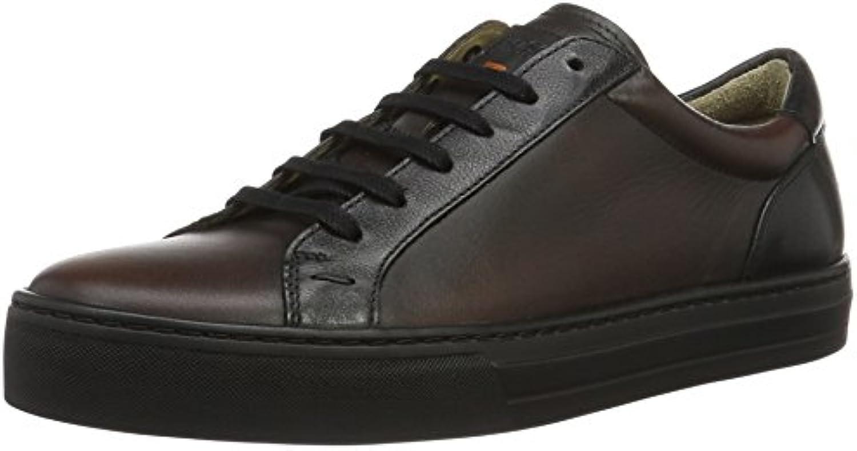 Nike Herren Air Max Tavas Sneakers  weissszlig (White/Black Paramount Blue)  45.5 EU