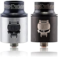 Vaping Outlaws Scorpion RDA Tank - NO Nicotine - 22mm Cigarrillo Electrónico Reconstruible Atomizador - Dripping.