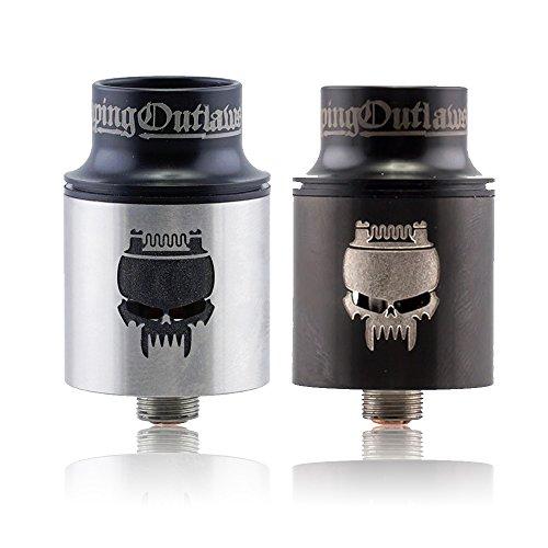 Vaping Outlaws Scorpion RDA Tank - NO Nicotine - 22mm