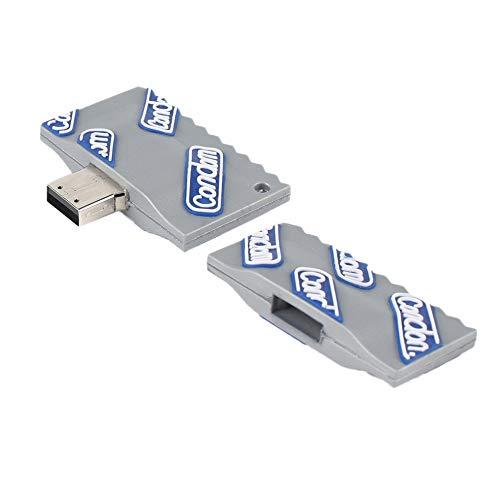 Funny Condom USB2.0 Flash Drives Memory Stick Pen Drive U Disk Pendrive Memory Stick para computadoras portátiles