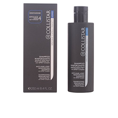 Collistar UOMO Shampooing Renforçant Antichute 250 ml