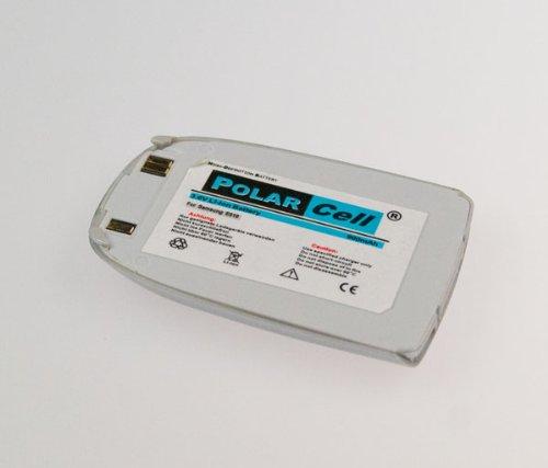NFE² Edition Polarcell Lithium-Ionen Akku - 900mAh - für Samsung SGH-E810 silber