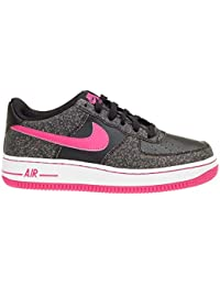 Nike Air Force 1 (Gs), Zapatillas de Baloncesto para Niñas