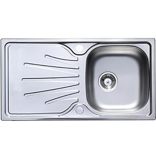 Astracast Apiro 1.0 Stainless Steel Kitchen Sink Basin Sink Edition