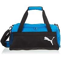 Puma teamGOAL 23 Teambag S, Borsone Unisex-Adult, Electric Blue Lemonade Black, OSFA