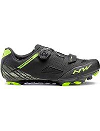 Northwave Origin Plus Bicycle Shoe Negro/Verde