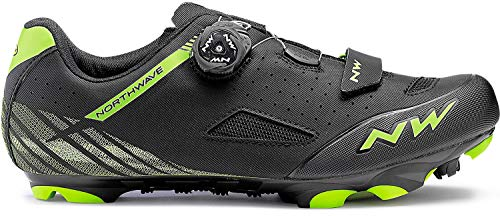 Northwave Scarpe MTB Origin Plus Black Green (43 EU)