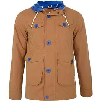 Bellfield Meridian Mens Jacket Bark