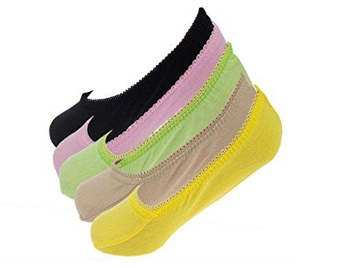 BONAMART ® Baby Kids Girls Boys Crew Ankle Socks No Show Invisible Socks