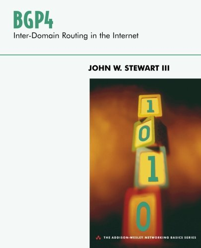 BGP4: Inter-Domain Routing in the Internet: Inter-Domain Routing in the Internet (Networking Basics)