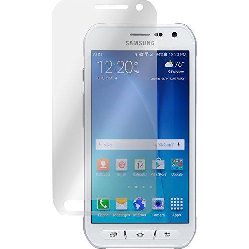 PhoneNatic 4er-Pack Bildschirmschutzfolien matt kompatibel mit Samsung Galaxy S6 Active