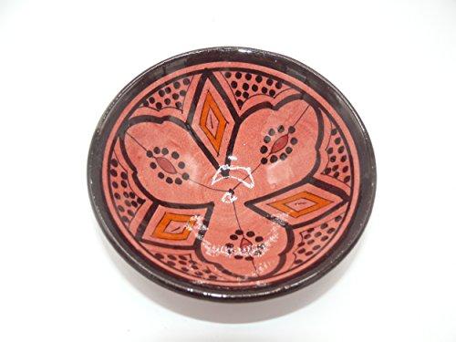 Orientalische Keramik Geschirr Schüssel Schüsselchen Schalen für Dip und Oliven ø 12 cm Modell Nawal