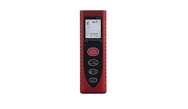 Bosch Entfernungsmesser Mit Wasserwaage : Messgerät abstand laser profi 40 m meter präzision 1.5 mm