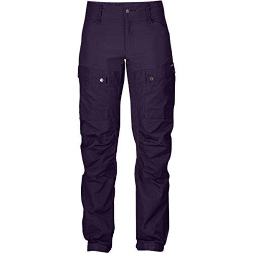 Fjällräven Keb Trousers Women Regular - alpine purple (Alpine Pant Womens)