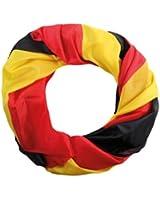 HAAC Schal Schlauchschal Tubeschal Loopschal Deutschlandschal Deutschland Fußball 2014