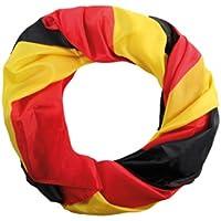 Haac écharpe écharpe tube Écharpe Loop Écharpe écharpe Allemagne Allemagne Football 2014