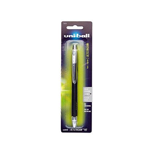 uni-ball-black-jetstream-rt-rollerball-pen-refillable-10mm-black-ink-deluxe-uniball