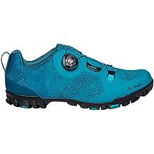 VAUDE Women's Tvl Skoj Road Biking Shoes, Turquoise (Alpine Lake 585), 6.5 UK