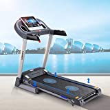 Best Incline Treadmills - Lontek Electric Folding Incline Treadmill, 12 Professional Programs Review