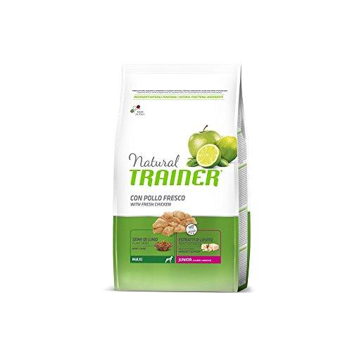 Trainer Natural Maxi Junior kg. 3 Cibo Secco per Cani, Multicolore, Unica