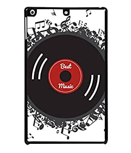 PrintVisa Designer Back Case Cover for Apple iPad Air :: Apple iPad Air Wi-Fi + Cellular :: Apple iPad 5 (Love Lovely Attitude Men Man Manly)