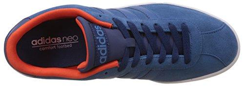 adidas Cloudfoam Advantage, Chaussure de Sport Homme Bleu (Azubas/azubas/energi)