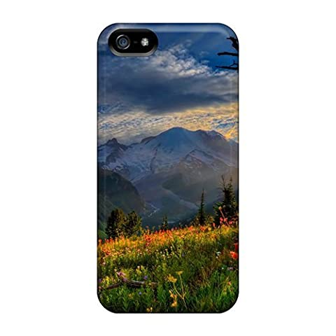 Dana Lindsey Mendez EHTpAwx3820pMUwO Case Cover Iphone 5/5s Protective Case Meadow Lit By The Sun