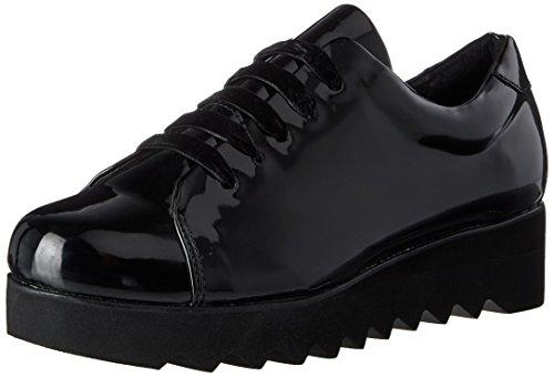 Gerry Weber Shoes Damen Udele 01 Slipper Schwarz (100), 41 EU