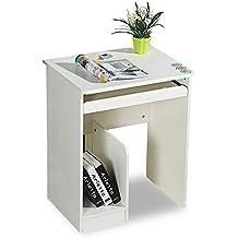 YNN Table Computadora Escritorio Mesa de Escritorio Hogar Ordenador portátil Mesa Escritorio Mesa de Estudio Mesa