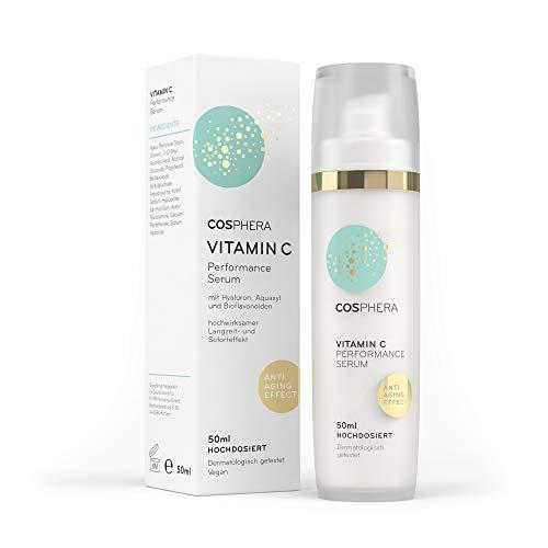 Cosphera Vitamin C Serum cos-021 im Test