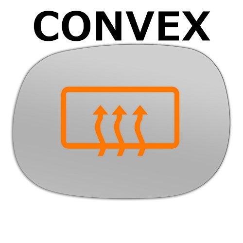 convex-mirror-glass-passanger-side-heated-for-dodge-dakota-1998-2004-dodge-ram-1999-2003-648lsh