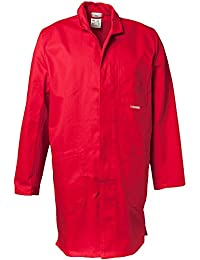 Planam 136024 bata profesional rojo medio, rojo, 136050