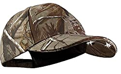 Panther Vision 280630Cap Camouflage mit LED Licht