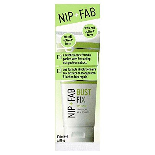 Nip + Fab Correctif Buste Traitement Repulpant (100Ml)
