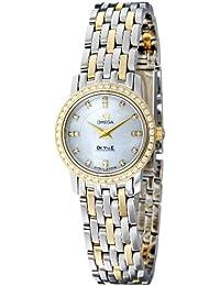 Omega 4375.75 - Reloj de pulsera mujer