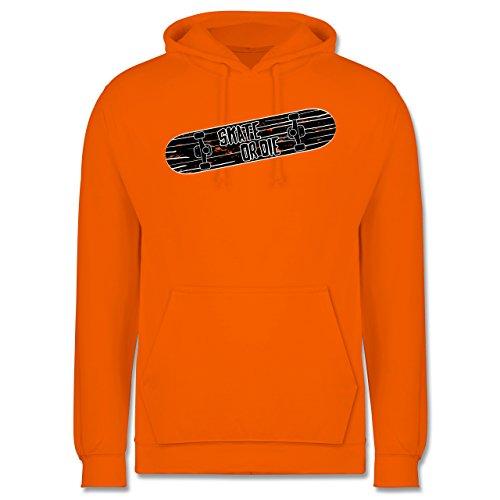 Sonstige Sportarten - Skate or Die - Männer Premium Kapuzenpullover / Hoodie Orange